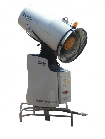 Dust Control Cannon