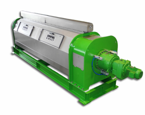 Automatic Screw Press Dewatering Systems