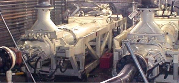 Schwing Bioset Piston Pump Technology Finn Equipment Sales